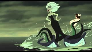 【動畫電影】小美人魚2:重返大海「The_Little_Mermaid_II:Return_to_the_Sea」《電影預告》HD畫質
