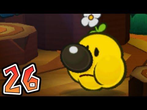 Paper Mario: Sticker Star - Part 26 - Ripped Wiggler