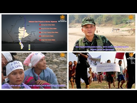 Indigenous Karen urge new government to suspend Salween Dams, prioritize peace