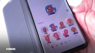 Galaxy Note9S Ar Emoji — ZwiftItaly