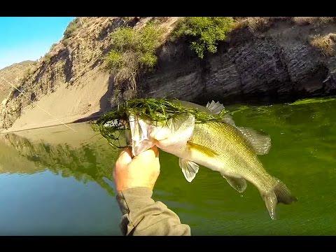 Bass Fishing @ Pyramid Lake: Choosing The Rght Tools