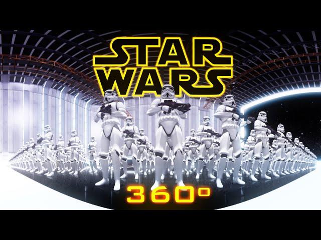 Star Wars - 360° Virtual Reality