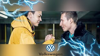 KILIAN VS TUTO WER GEWINNT DIE CHALLENGE? VW Connect App Test