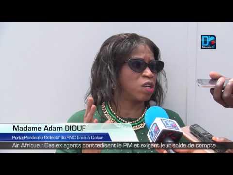 Air Afrique   Des ex agents contredisent le PM et exigent leur solde de compte
