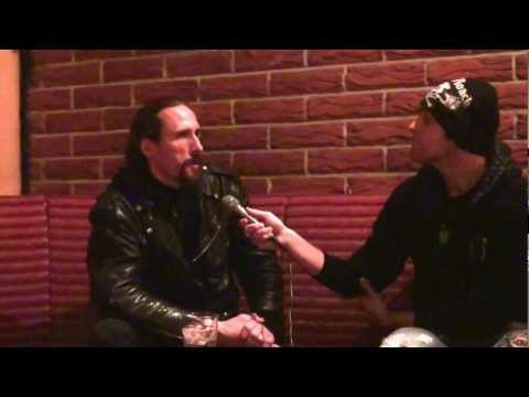 God Seed Interview Gaahl 15.11.2012