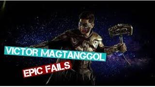 VIRAL ! Victor Magtanggol epic fails !
