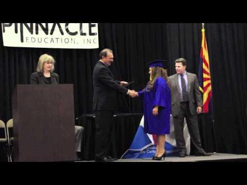 Pinnacle Online High School - Winter 2010 Graduation HIghlights