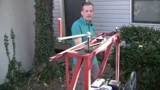 Building a Bandsaw Mill - Part 1