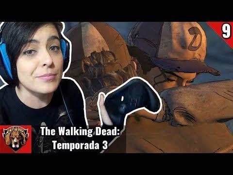 el-drama-|-the-walking-dead-temporada-3-nueva-frontera-|-episodio-9|-gameplay-en-español
