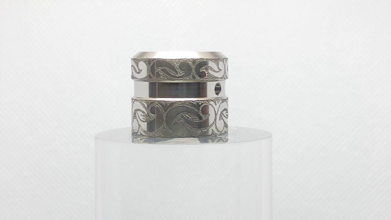 Regal RDA Full Engraved Integral Cap #1