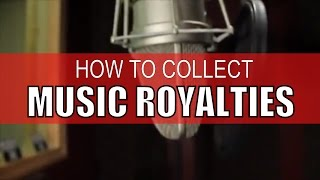✅ BMI MUSIC - HOW TO COLLECT YOUR MUSIC ROYALTIES