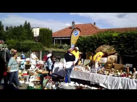 Marché aux puces en Alsace (68 Riedisheim) - 5 et 6 septembre 2015