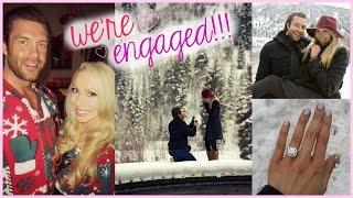 A Surprise Proposal in Aspen ♡ Our Engagement Vlog!!! Thumbnail