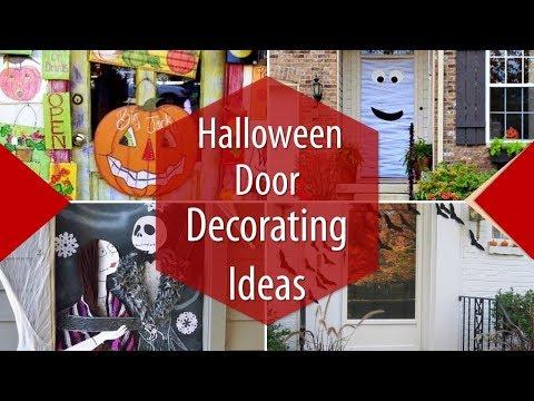 Amazing Tips For Choose Halloween Door Decorating Ideas