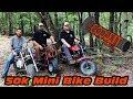 50K Mini Bike Build