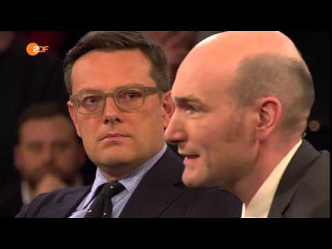 EFD Programme Director Ahmad Mansour on ZDF - 23/ 03/ 2016