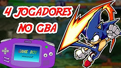 MULTIPLAYER NO GBA
