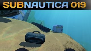 SUBNAUTICA [019] [Herrenloses Gepäckstück] [PRAWN UPDATE] [Let's Play Gameplay Deutsch German] thumbnail