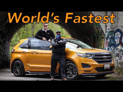 Worlds Fastest Ford