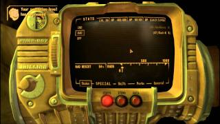 Fallout New Vegas Hard Luck Blues part 4 of 6 Overseer