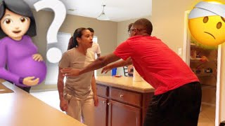 I GOT ANOTHER GIRL PREGNANT PRANK!!!