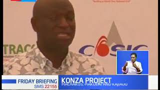 KONZA PROJECT: Construction works have began for the 400kv Konza – Isinya  project