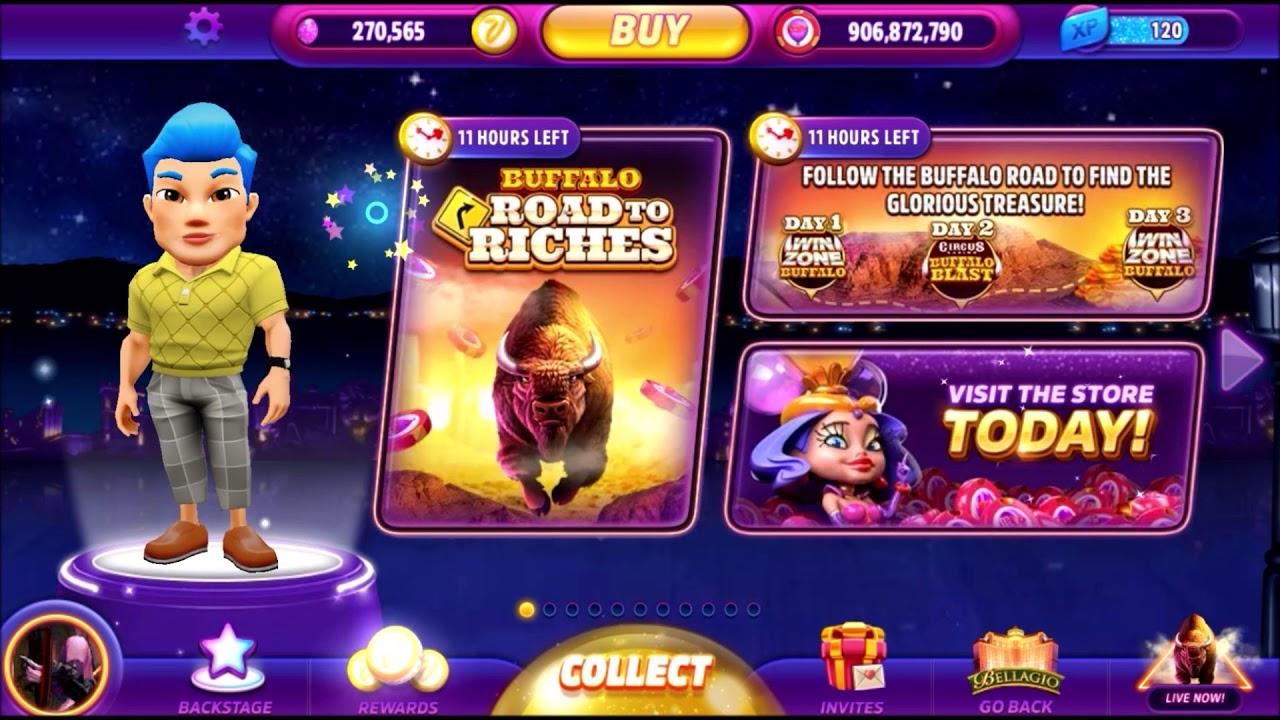 Pop slots free coins