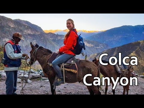 Peru & Bolivia Episode 4:  Colca Canyon (Part 2)