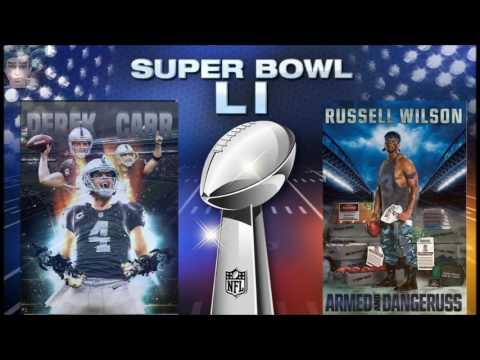 SuperBowl 51 =  Seattle Seahawks vs Oakland Raiders