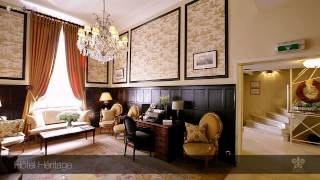 Hotel Heritage Bruges Belgium, a deluxe Relais & Chateaux property