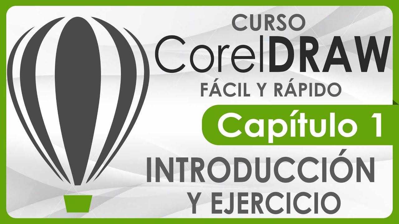 Download Curso CorelDRAW - Capitulo 1, Introducción y Ejercicio