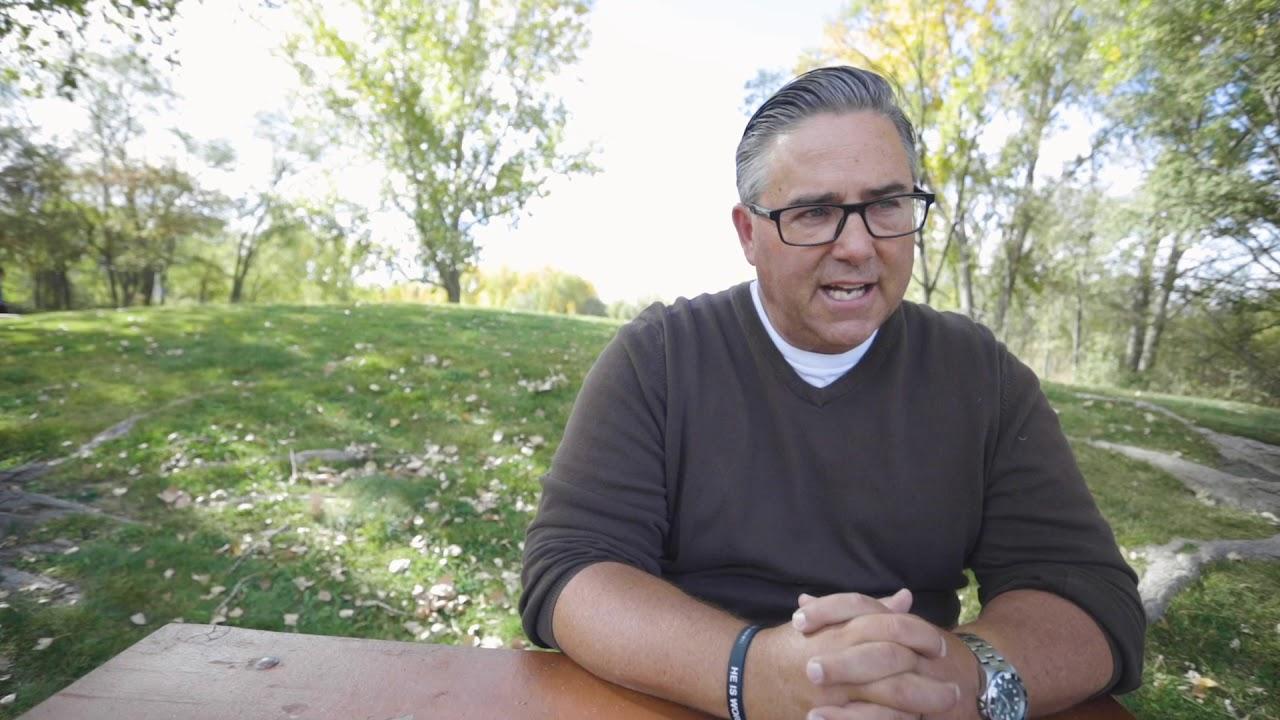 Vlog #44 - Jesus and John the Baptist