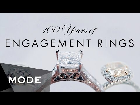 100 Years of Engagement Rings ★ Glam.com