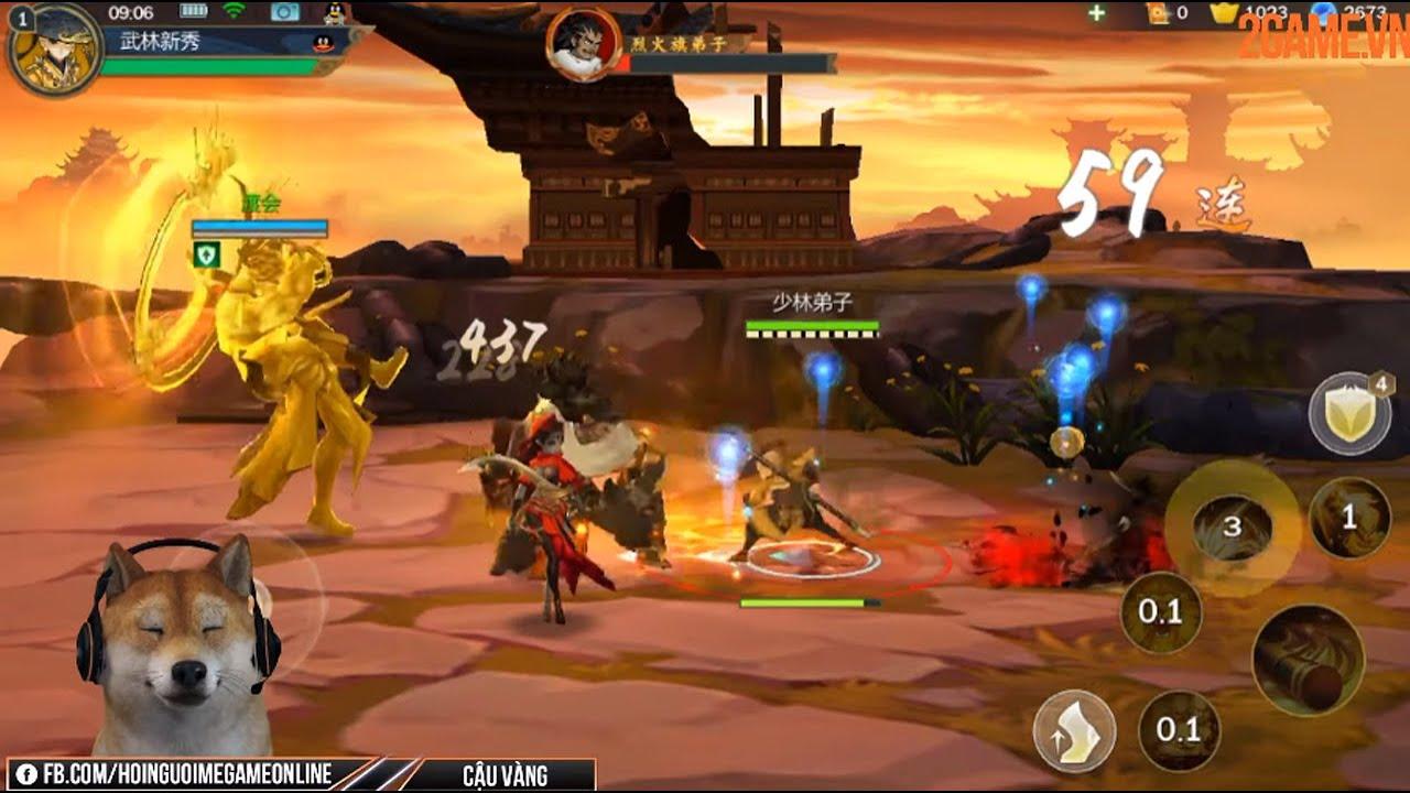 Trải nghiệm Võ Lâm Truyền Kỳ 3 Mobile – Game nhập vai hành động màn hình ngang cực chất