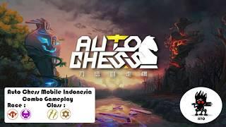 #1 Auto Chess Mobile Indonesia - [Goblin+Mech+Assasin] Apa kita bisa menang???