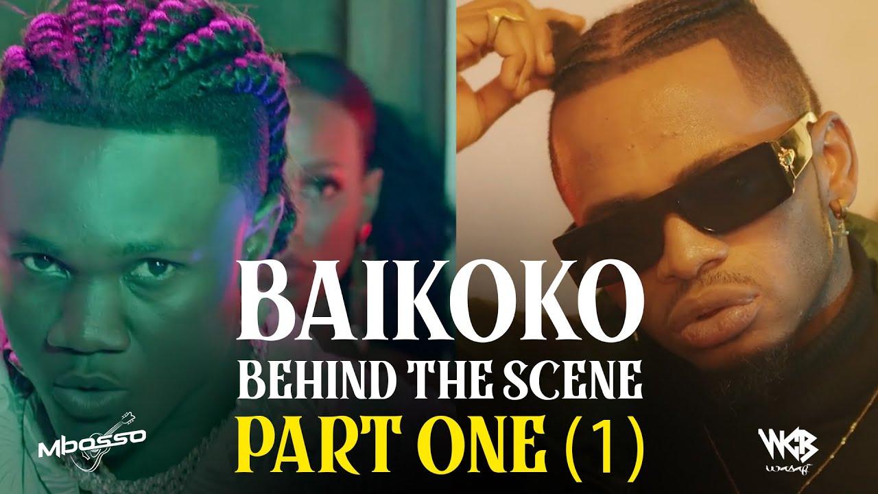 Baikoko Behind the scene Part one (1)