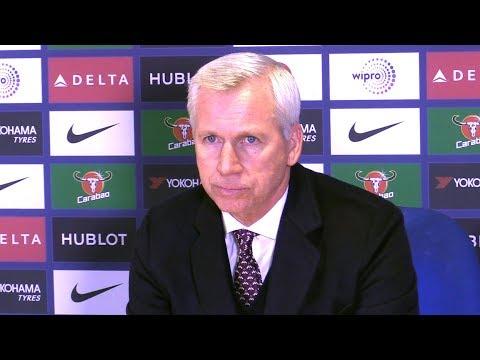 Chelsea 3-0 West Brom - Alan Pardew Full Post Match Press Conference - Premier League