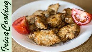 Курица по-китайски. Как приготовить куриное филе в соевом соусе