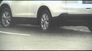 Raw: Flooding Strands Motorists in Waco, Texas