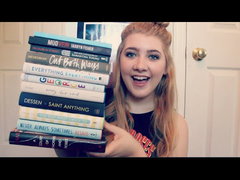 REALLY EXCITING BOOK HAUL!
