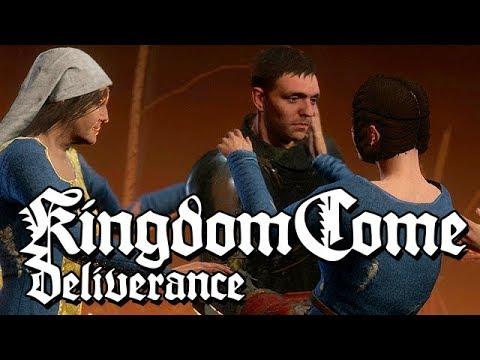 Kingdom Come Deliverance Gameplay German #24 - Wildes treiben