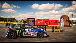 Gymkhana GRiD 2018: Finals LIVE NOW!