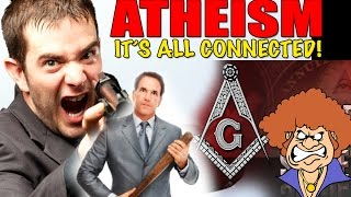 Watch this Video & You'll know ATHEISM is a Huge SATANIC LIE!! Plain Simple