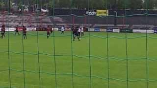Lê Công Vinh  Goal!!!  レ・コン・ビンのゴール  コンサドーレ札幌Trainig Game