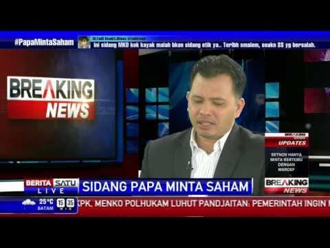 Dialog: Sidang Papa Minta Saham #4