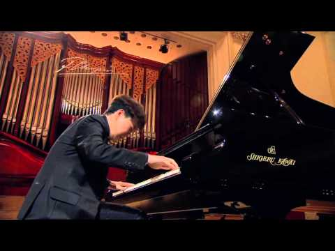 Chi Ho Han – Prelude in D minor Op. 28 No. 24 (third stage)