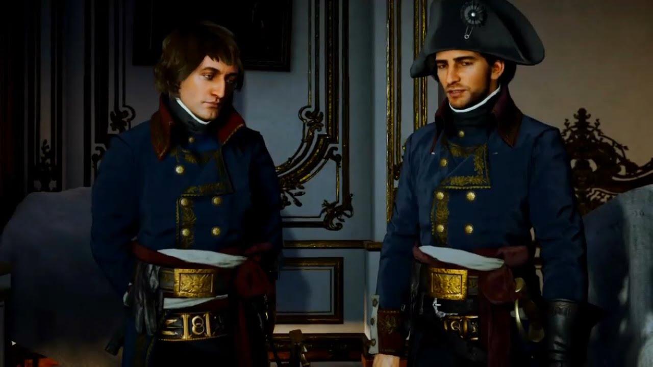 Assassins Creed Wallpaper Hd Assassin S Creed Unity Napoleon S Artillery Outfit Combat