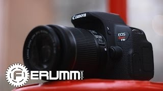 Canon EOS 700D 18-55 kit видеообзор. Обзор фотоаппарата Canon EOS 700D 18-55 kit от FERUMM.COM(, 2014-01-19T12:18:38.000Z)