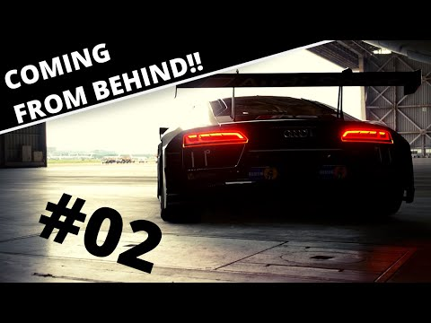 COMING FROM BEHIND!! - #02 - GT SPORT