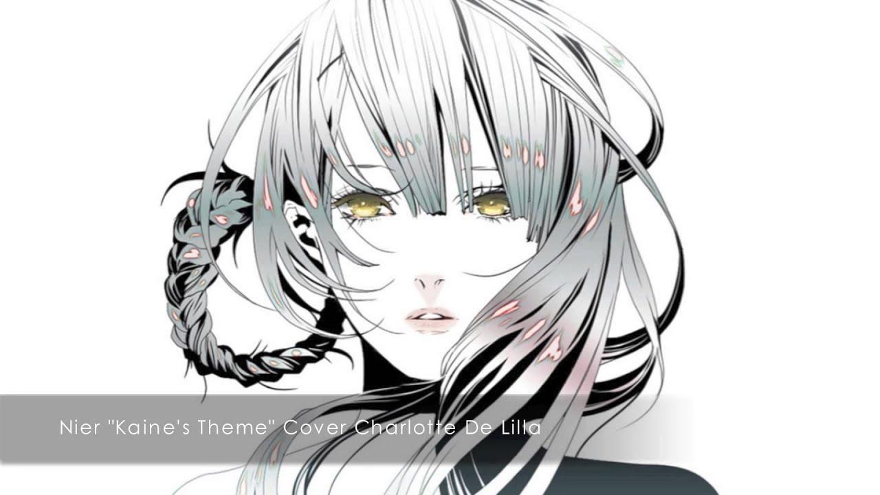 "Nier ""Kaine's Theme"" Cover Charlotte DE LILLA - YouTube"